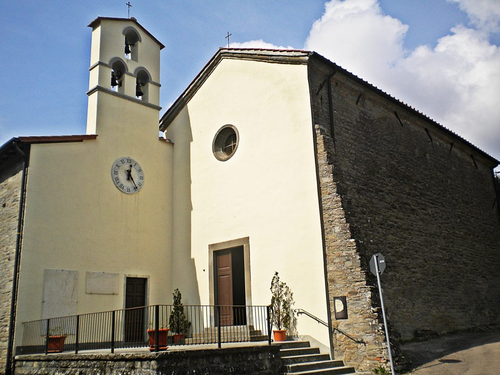 Abbey of St. Paolo in Razzuolo