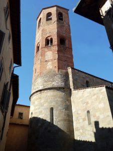 Campanile Pieve di San Lorenzo