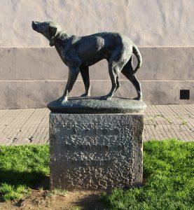 Statue of Fido
